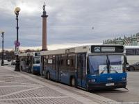 Санкт-Петербург. МАЗ-163 в492мк