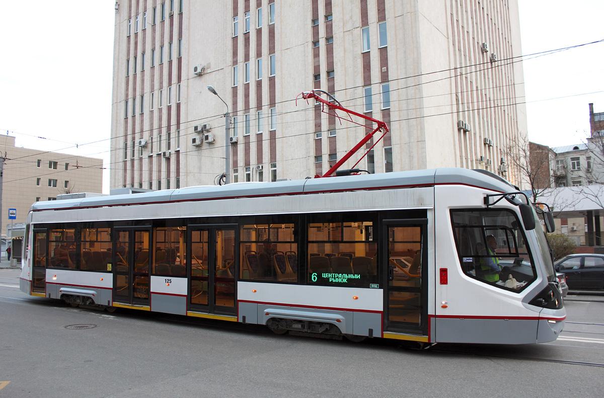 Ростов-на-Дону. 71-911E №125