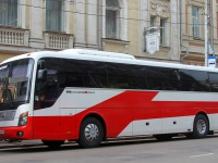 Иркутск. Hyundai Universe Space Luxury а652вр