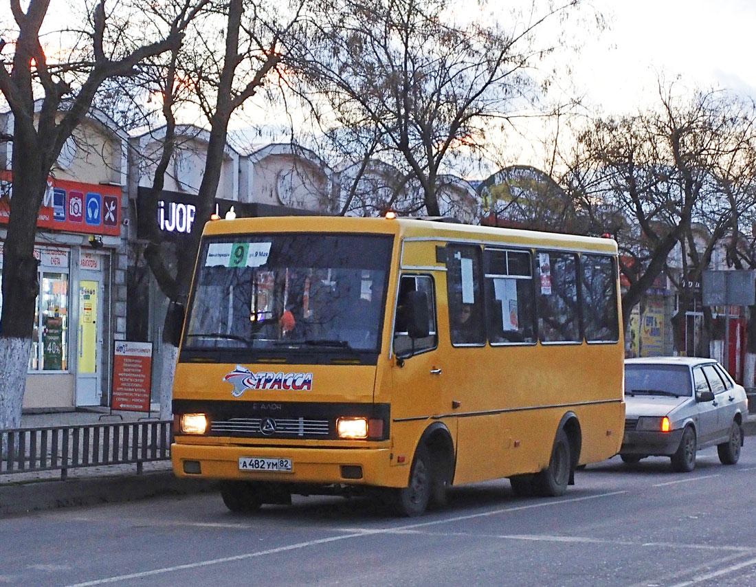 Евпатория. БАЗ-А079.14 а482ум
