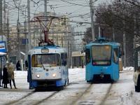 Москва. Tatra T3 (МТТЧ) №1397, 71-619А (КТМ-19А) №2168