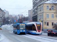 Москва. 71-931М №31212, 71-619А (КТМ-19А) №30265