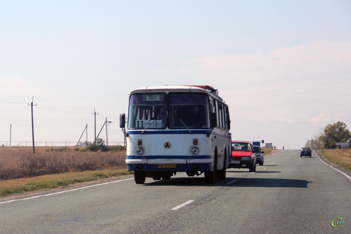 Бердянск. ЛАЗ-695Н AP0713AA