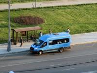 Москва. Sollers Bus (Ford Transit FBD) ху932