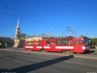 Санкт-Петербург. ЛВС-86К №1096