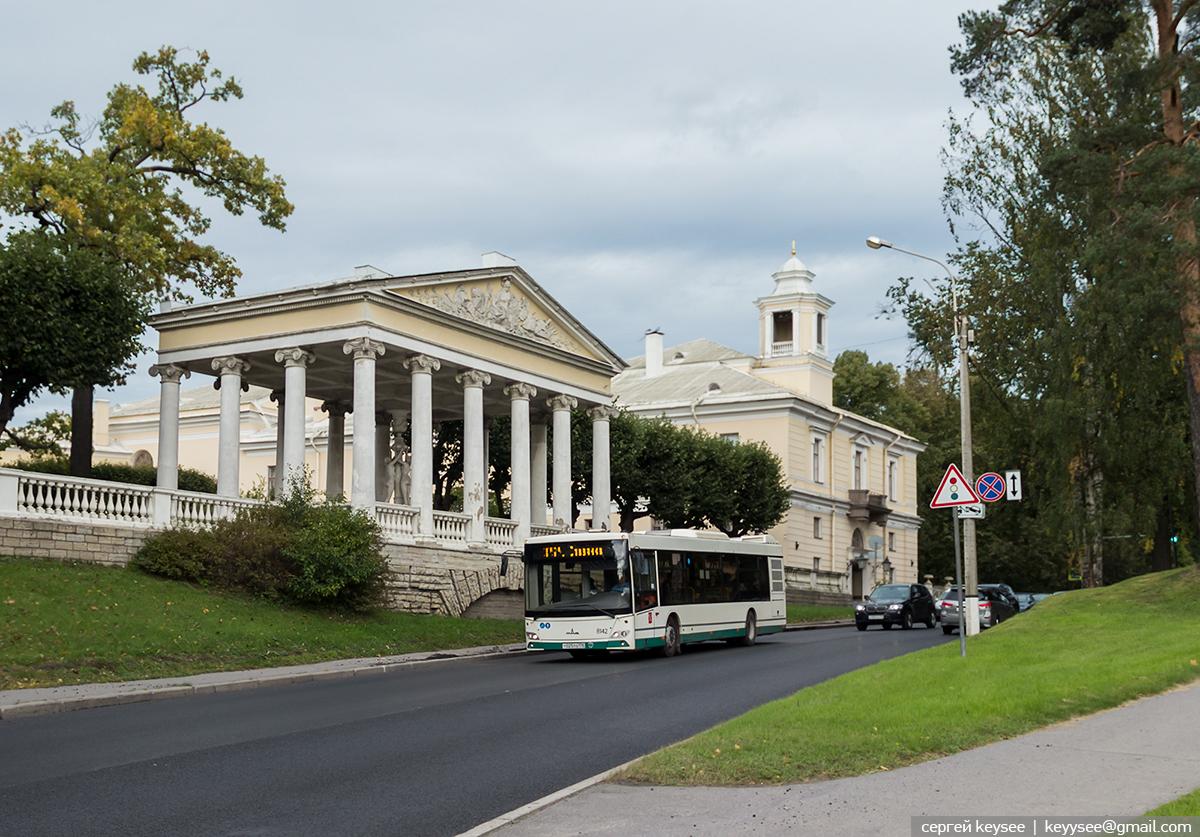Санкт-Петербург. МАЗ-203.085 т025то