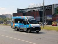 Москва. Нижегородец-2227 (Iveco Daily) о446сс