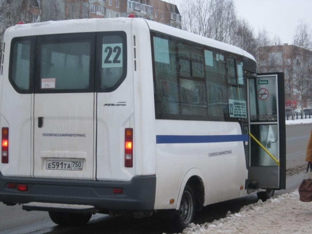Псков. Луидор-2250 (ГАЗель Next) е591та