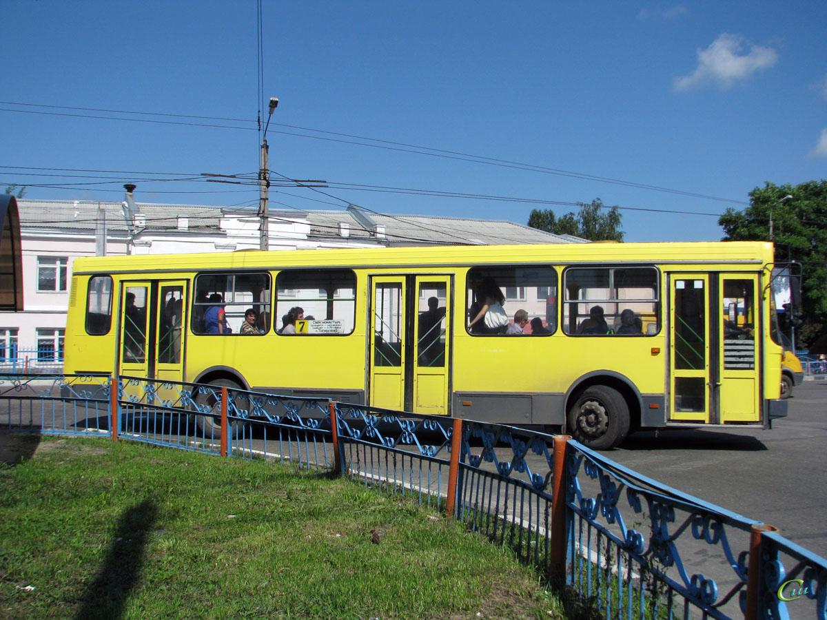 Брянск. ЛиАЗ-5256.00 у658ее