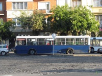 Будапешт. Ikarus 415.04 BPI-369