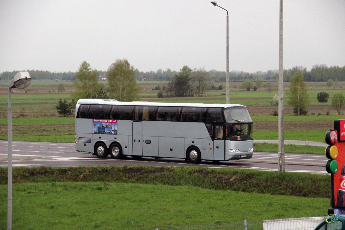 Бяла-Подляска. Neoplan N1116/3HC Cityliner AE7878-4