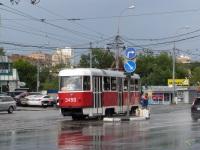 Москва. Tatra T3 (МТТЧ) №3450