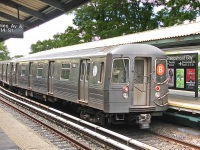 Нью-Йорк. Kawasaki R68A-5180