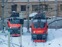 Москва. ЭП20-061, ЭП20-056