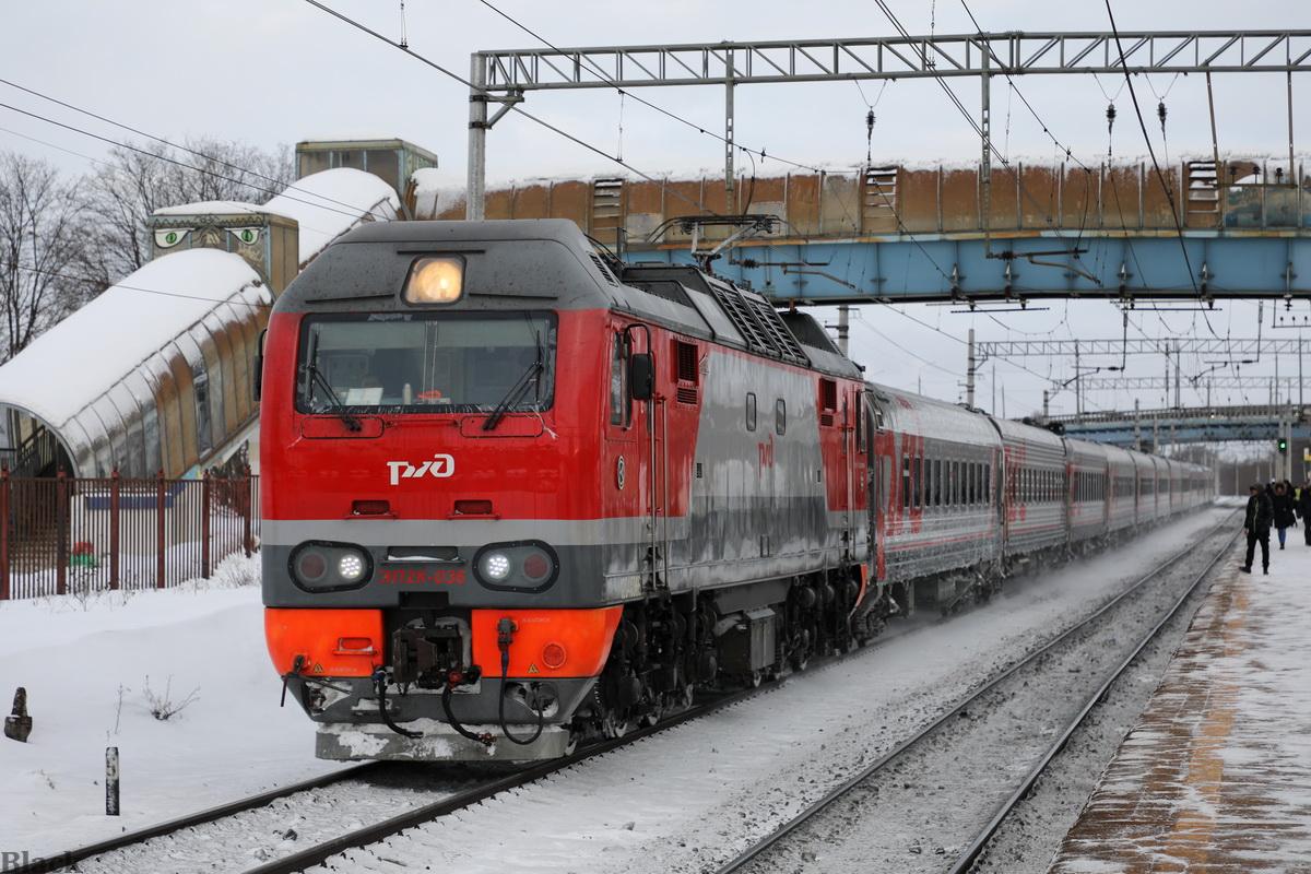 Подольск (Россия). ЭП2К-036