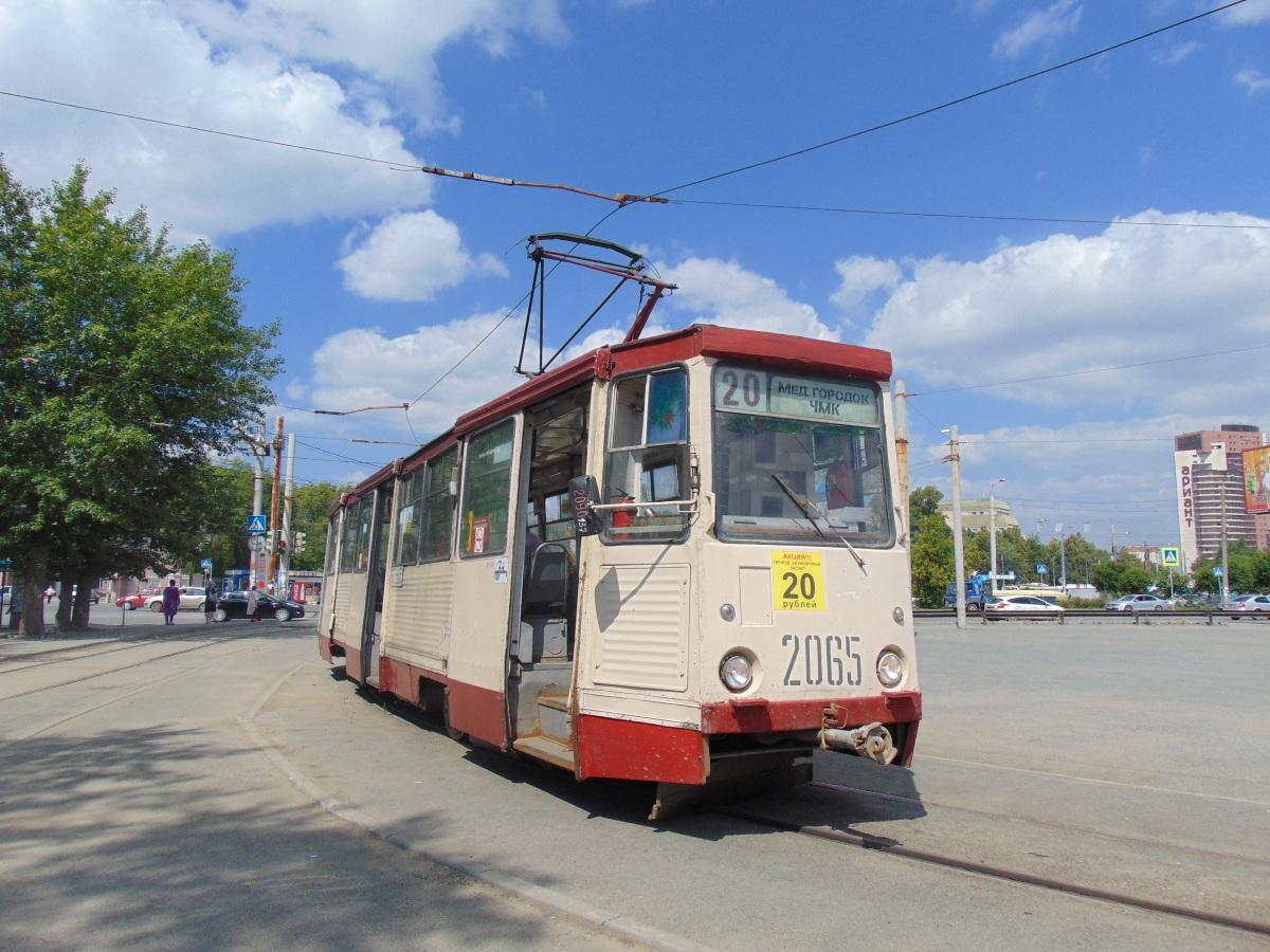 Челябинск. 71-605 (КТМ-5) №2065