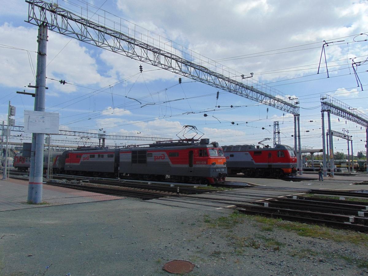 Челябинск. ВЛ10-1539