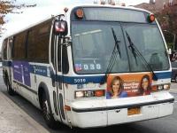 Нью-Йорк. Novabus RTS AT7953