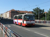 Прага. Karosa B931 AV 43-82