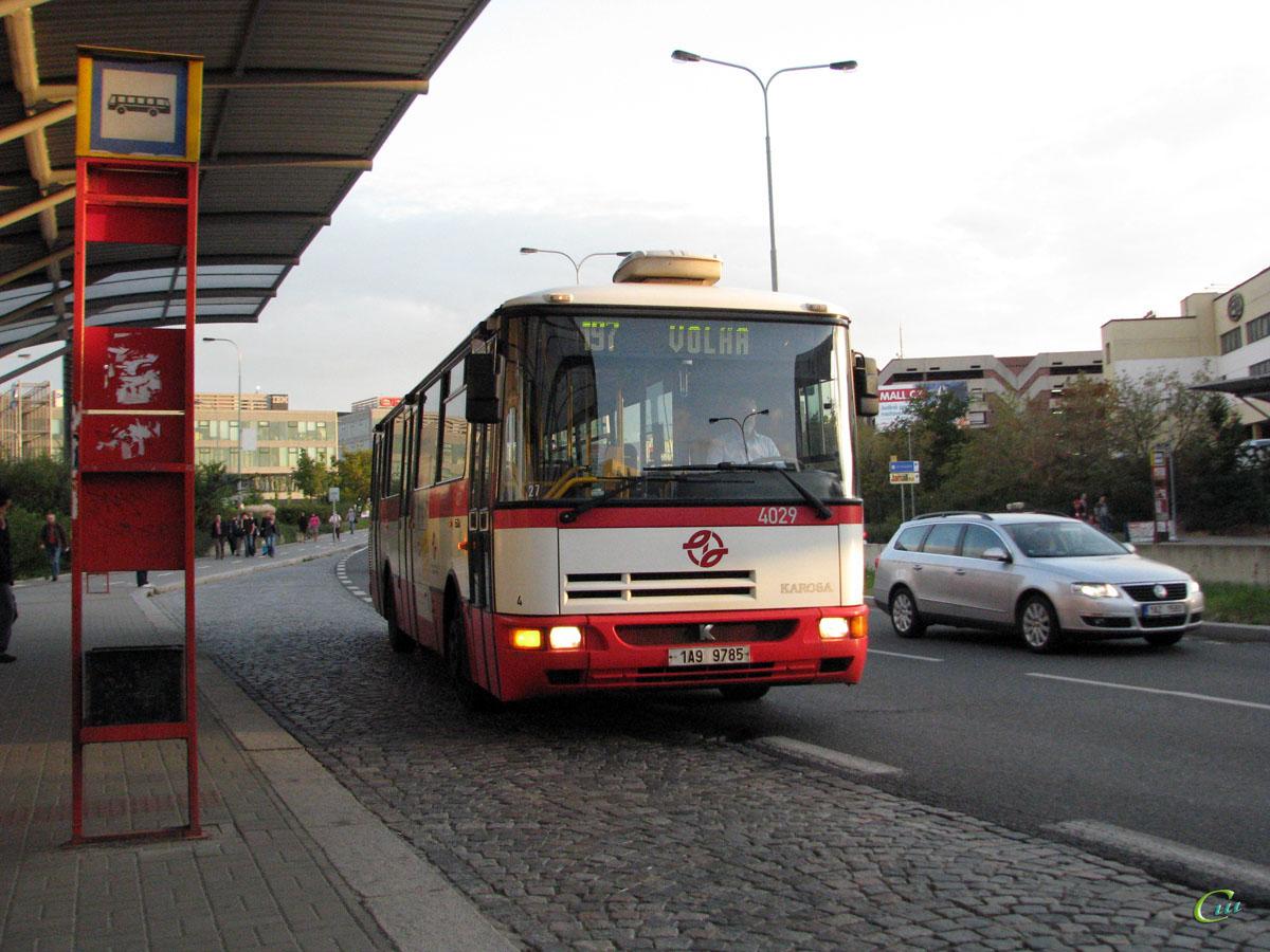 Прага. Karosa B951 1A9 9785