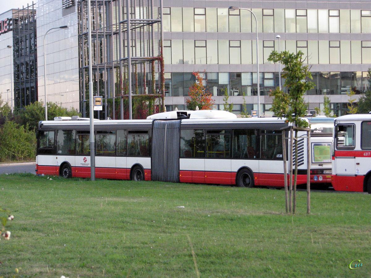 Прага. Irisbus Agora L/Citybus 18M 4A1 9355