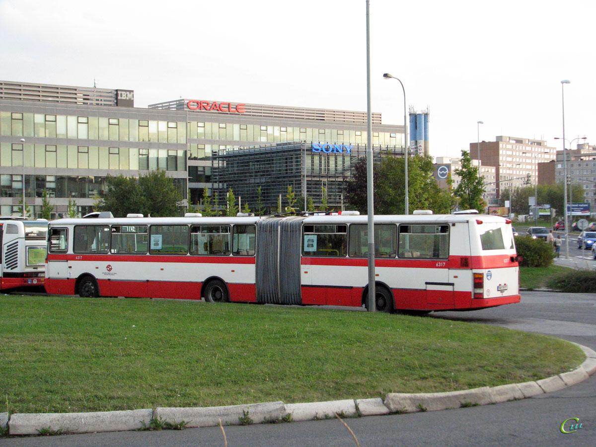 Прага. Karosa B941E 5A1 5177