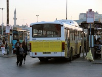 Стамбул. Mercedes-Benz O345 34 TN 0292