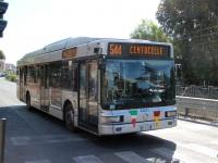Рим. Irisbus CityClass CNG DM 323CP