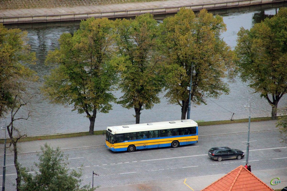 Вильнюс. Ramseier & Jenzer VVU 882