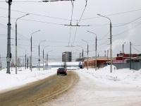 Калуга. Диспетчерская маршрута № 18, закрытая в 2016 году