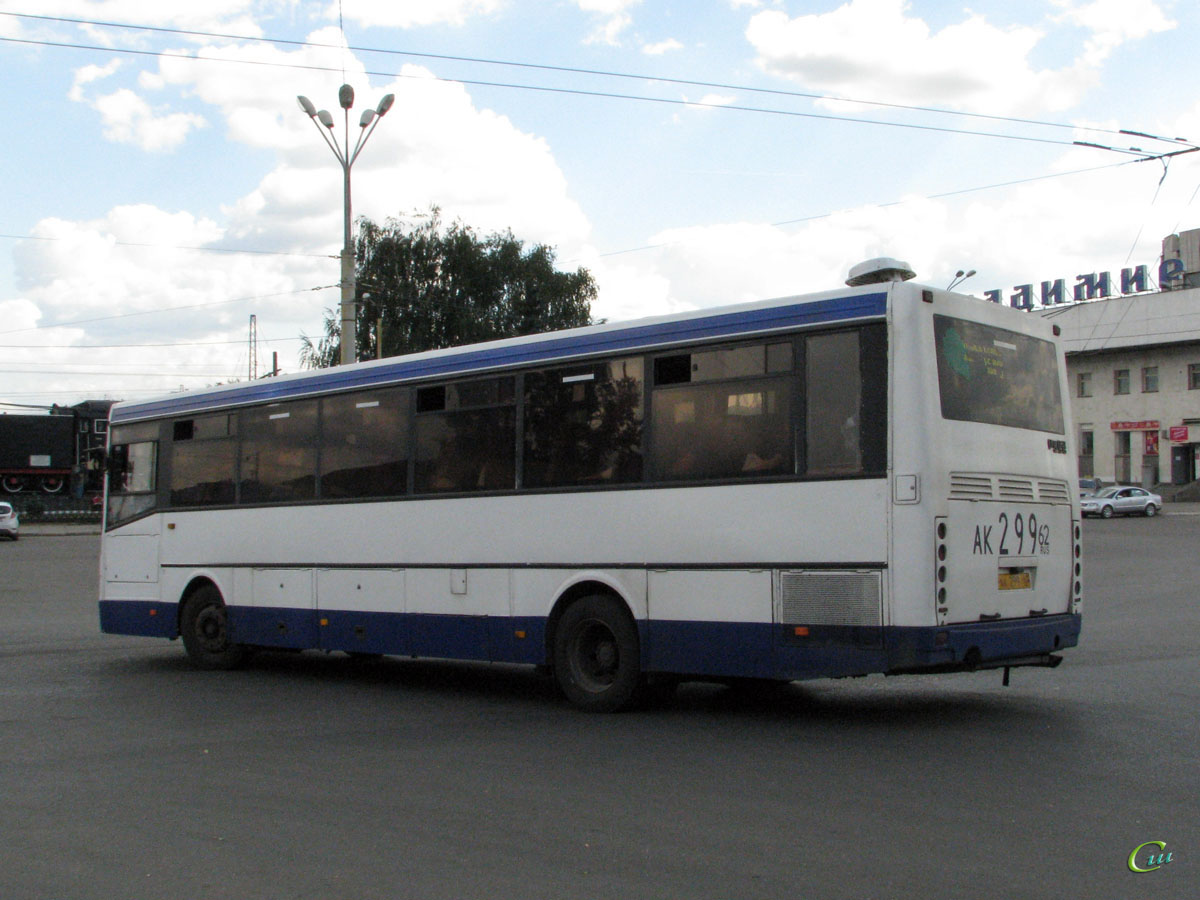 Владимир. ГолАЗ-5256.33-01 ак299