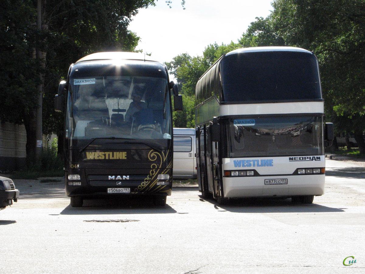 Владимир. Neoplan N122/3 Skyliner к877сс, MAN R08 Lion's Top Coach т506во
