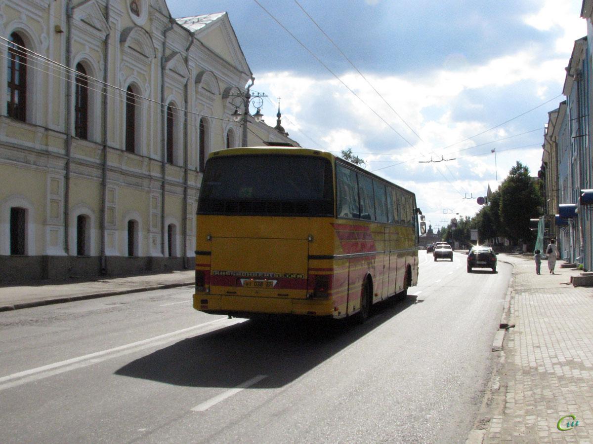 Владимир. Setra S215HD вт038