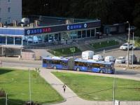 Москва. ЛиАЗ-6213.22 р713кс