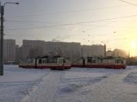 Санкт-Петербург. ЛВС-86К №3416, ЛВС-86К №7045