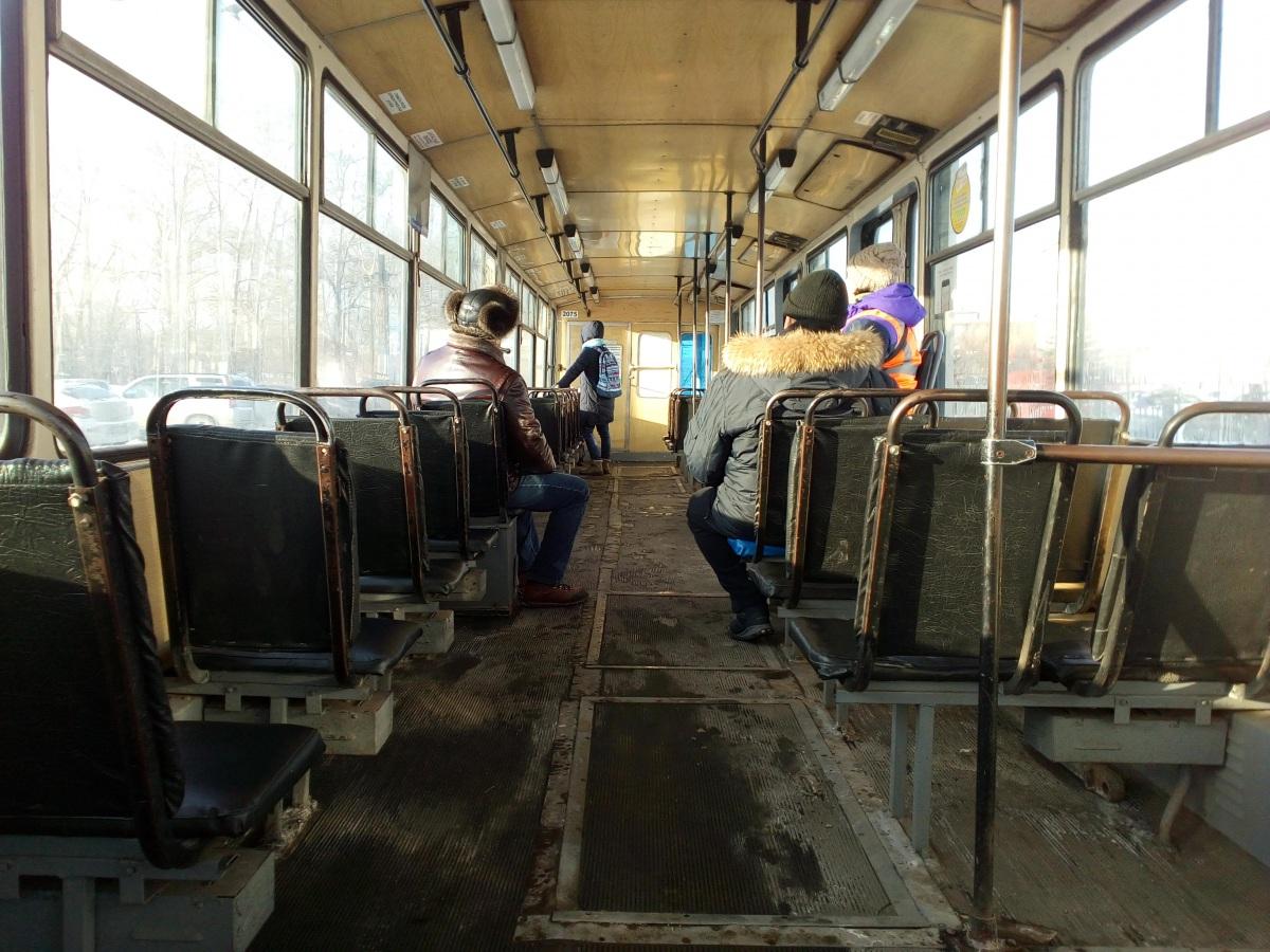 Челябинск. 71-608КМ (КТМ-8М) №2075