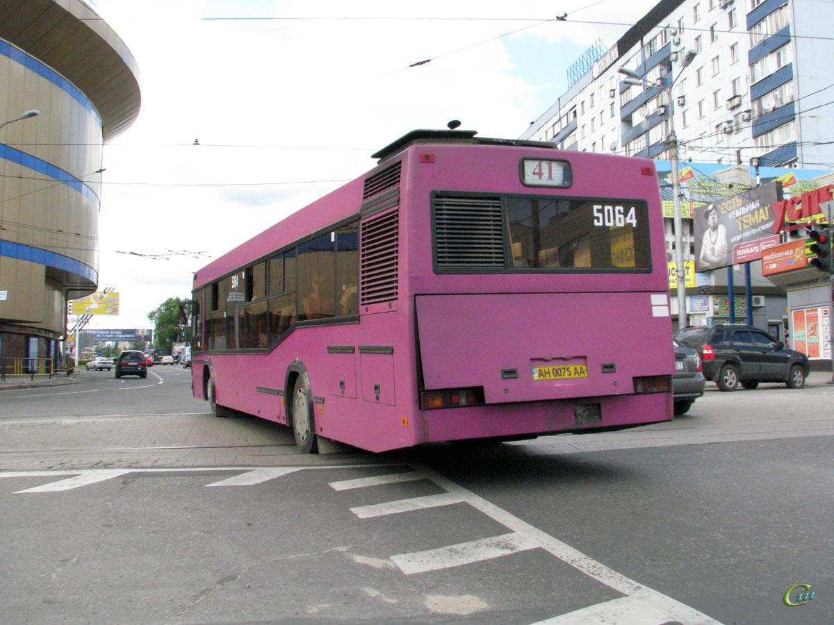 Донецк. МАЗ-103.075 AH0075AA
