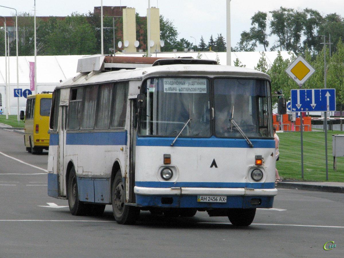 Донецк. ЛАЗ-695Н AH2456AX