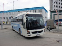 Екатеринбург. Hyundai Universe Space Luxury у475та