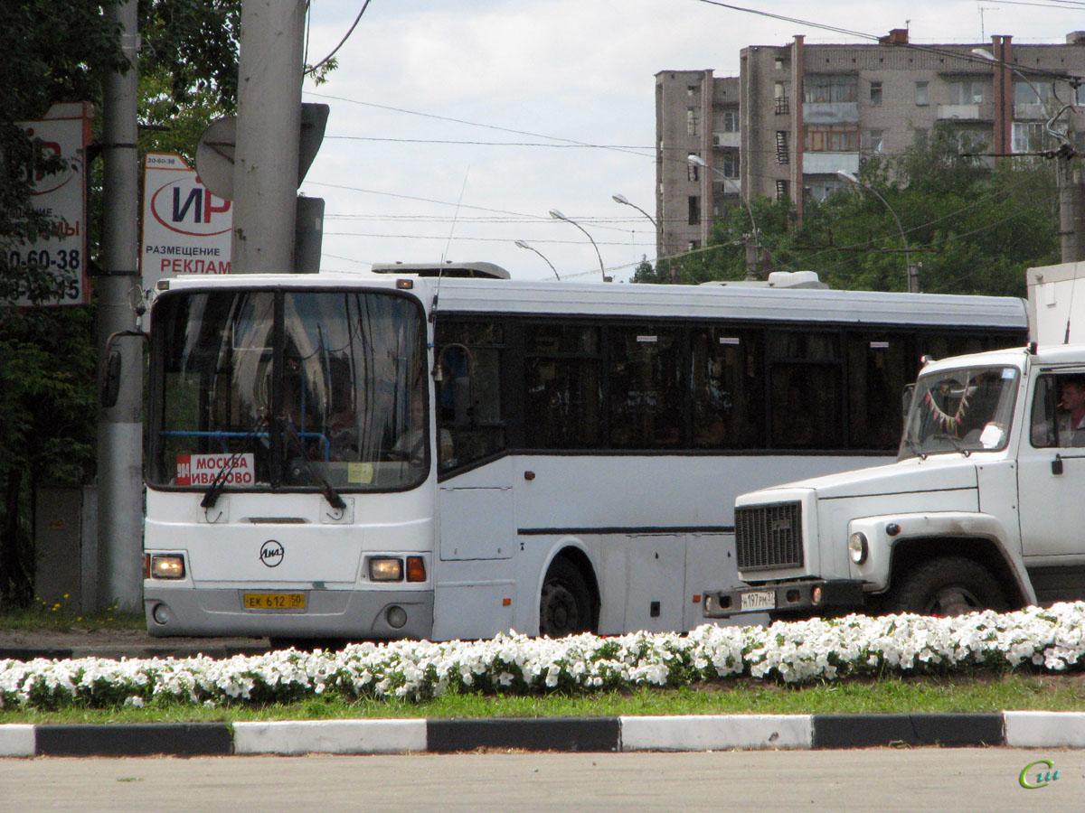 Иваново. ГолАЗ-5256.23-01 ек612