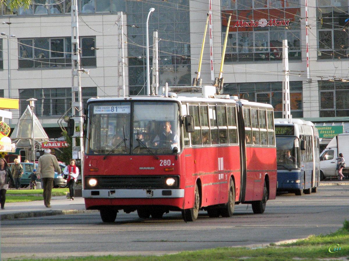 Будапешт. Ikarus 280.94 №280