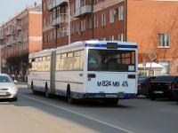 Клин. Mercedes-Benz O405G м824мв