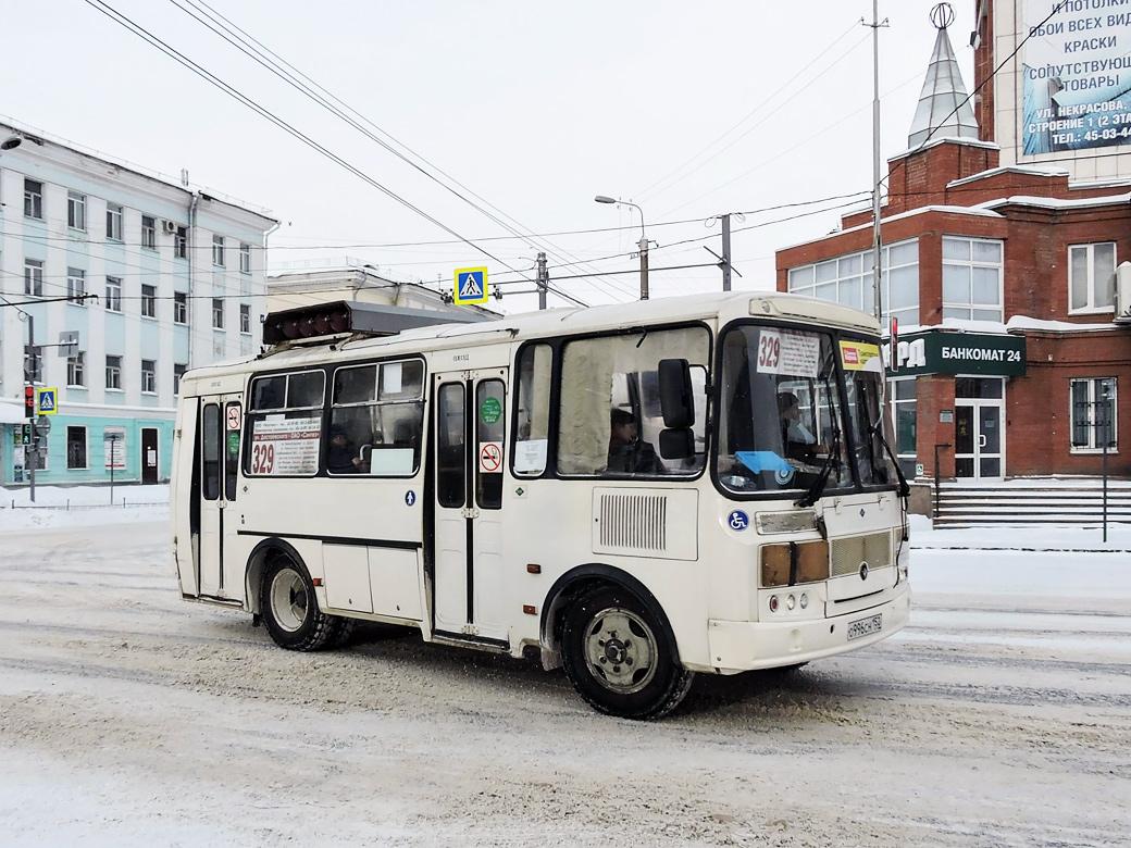 Курган. ПАЗ-32054 о996сн