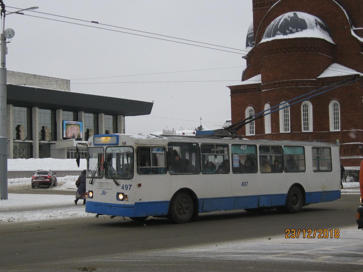 Владимир. ЗиУ-682Г-012 (ЗиУ-682Г0А) №497