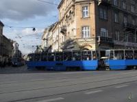 Краков. Konstal 105N №489, Konstal 105N №490