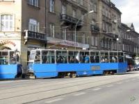 Краков. Konstal 105N №491