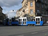 Краков. Konstal 105N №492