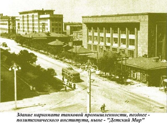 Челябинск. Троллейбус ЯТБ-1