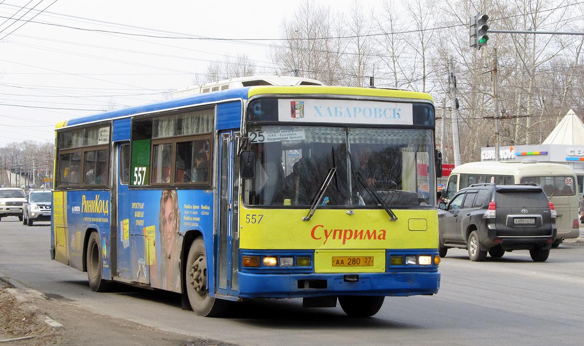 Хабаровск. Daewoo BS106 аа280