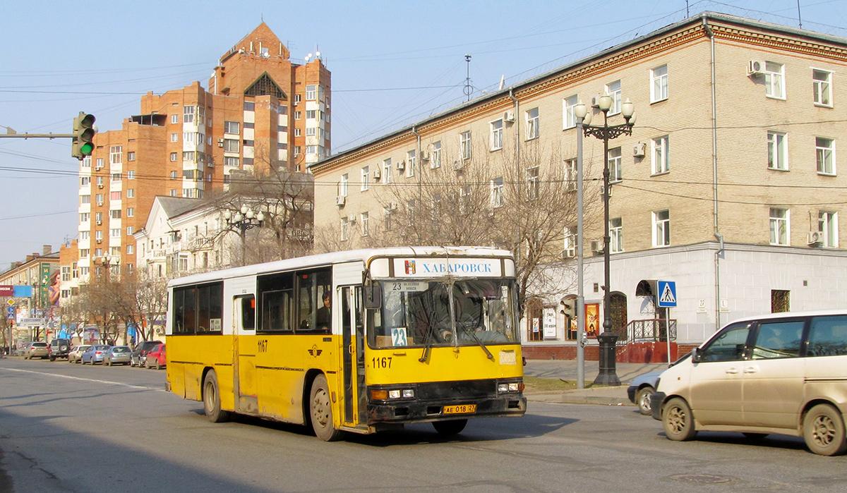 Хабаровск. Daewoo BS106 ае018